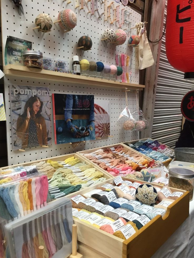 POM POM BLOG: The Knitter's City: Tokyo with Temaricious