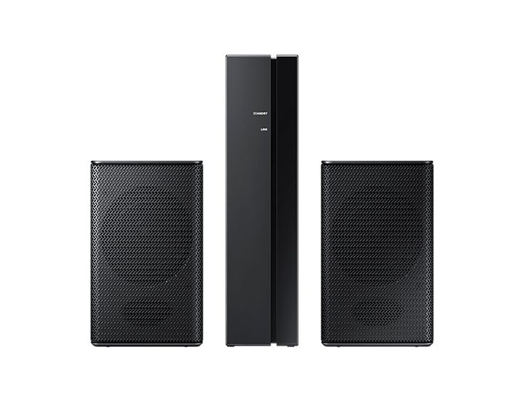Samsung Wireless Rear Speakers Kit SWA-9000S Shop online for R1999.00 FREE delivery anywhere in South Africa https://www.thtshopping.com/product-page/samsung-wireless-rear-speakers-kit-swa-9000s