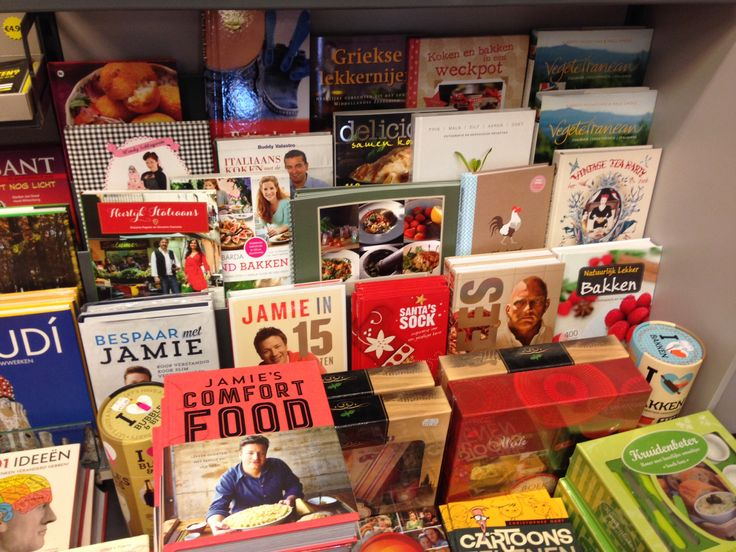 "My cookbook in Store ""The Readshop"" Holland St Michielsgestel NB"