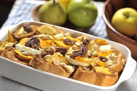Capirotada con frutas | Cocina y Comparte | Recetas de Cocina al Natural para Semana Santa