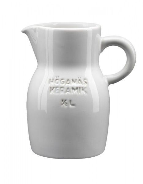 Höganäs Keramik jug 0.5 l