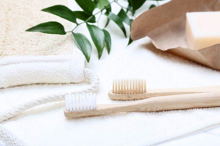 Cepillo De Dientes De Bambú La Opción Más Ecológica Beneficios Cepillos De Dientes Cepillado Dental Dientes