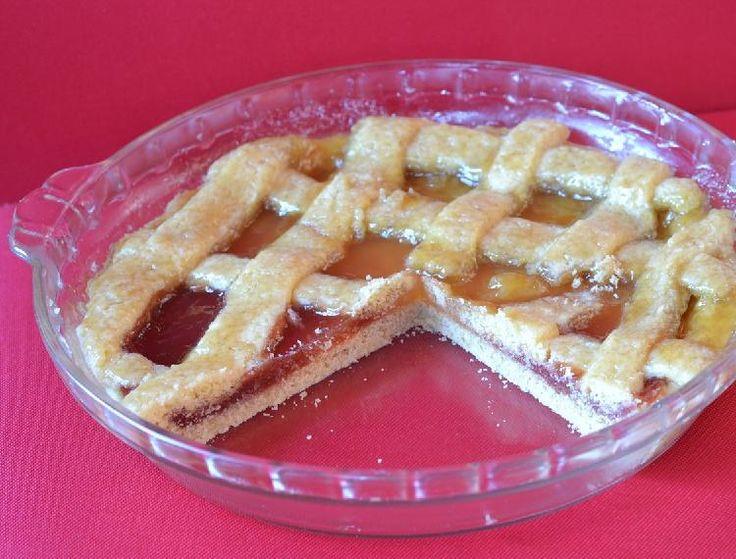 Pasta frola en microondas