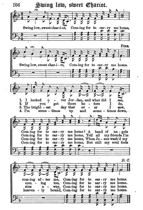 Swing Low, Sweet Chariot - Wikipedia, the free encyclopedia