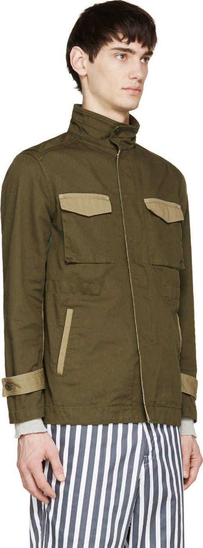 Twill Jacket Mens