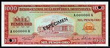 The Currency of the Dominican Republic is The Dominican_Peso and its current exchange rate is: 1 U.S. dollar is equal to 40.50 in Dominican_Pesos.