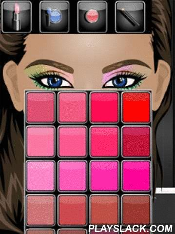 Makeup Make Up Games For Girls  Android App - playslack.com , ✮✮✮✮✮ FREE TODAYI ✮✮✮✮✮ ★★★★★ Choose from thousands of combinations to create the perfect look in this FREE makeup makeover game! Apply realistic makeup, including lipstick, eyeshadow, eyeliner, and more by choosing from today's trendy color palettes and drawing and painting like a real makeup artist! Save your model to your own modeling album, or share with friends. You won't believe how amazing this game is! Super cool fun!Loads…
