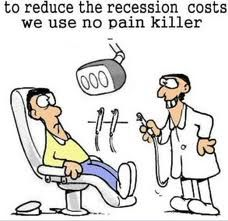Recession and dentist/orthodontists