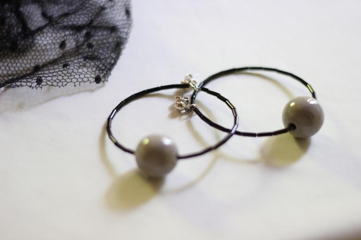 Lightweight Murano Glass Earrings