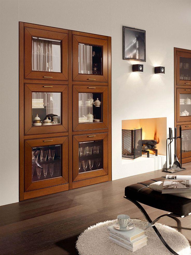 27 best soggiorno classico images on pinterest | credenza ... - Soggiorno Tomasella Florian