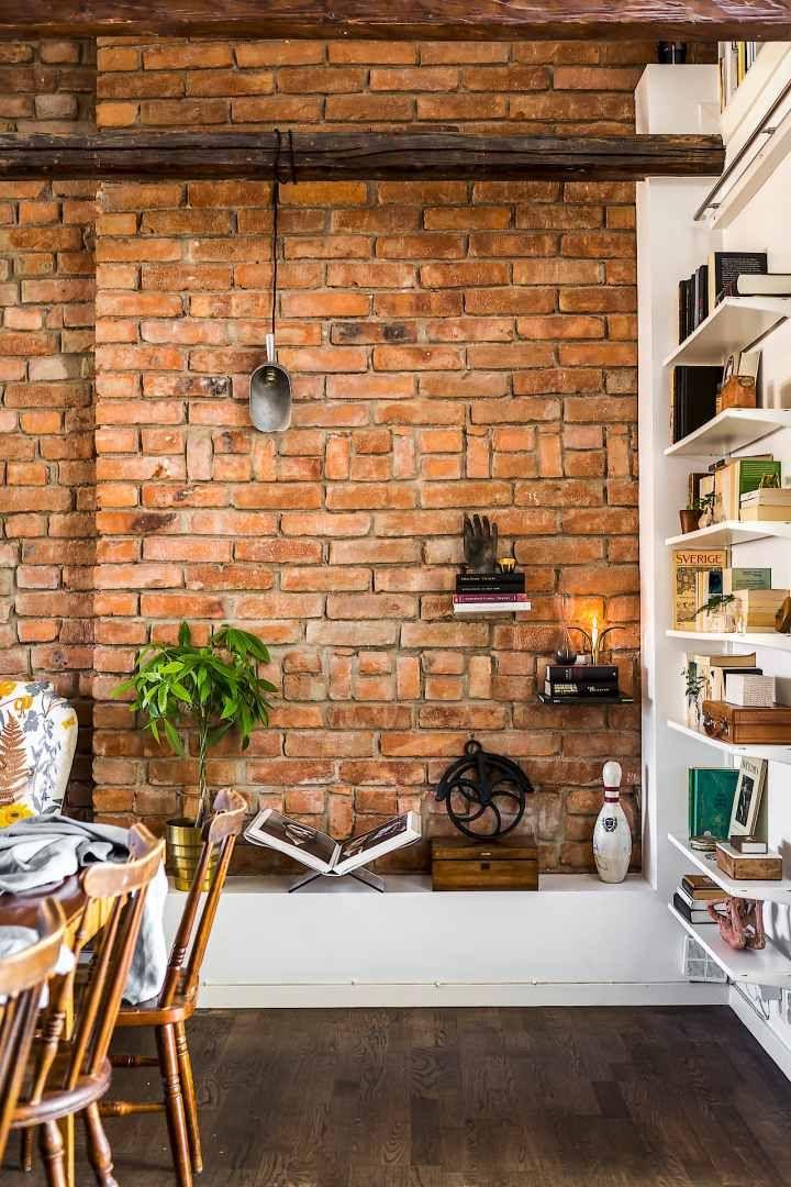 Post: Suelo de madera oscura --> blog decoración nórdica, decoración atico, decoración interiores, estilo nórdico, suelo de madera oscura,  Tarimas flotante, hardwood floor, woodfloor
