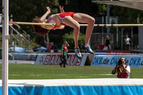 Compact Athletics Facilities Long Jump in Bangor Teifi 3