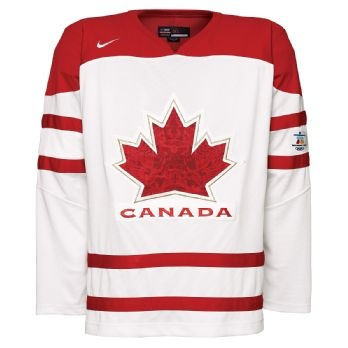 Team Canada Replica Olympic Jersey - Get the gold medal-winning jersey from 2010! Sale: