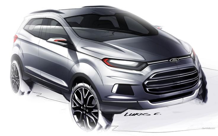 Ford EcoSport 2560 x 1600 wallpaper