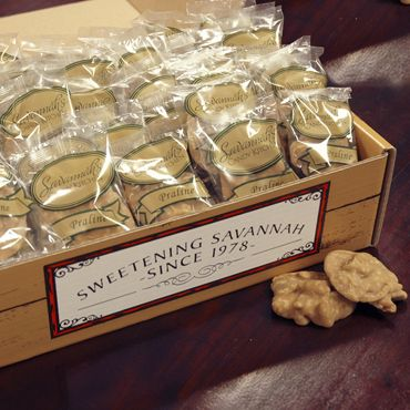 These Are No Joke The Best Pralines Ever 50 Piece Praline Bulk Pecan Pralines Handmade By