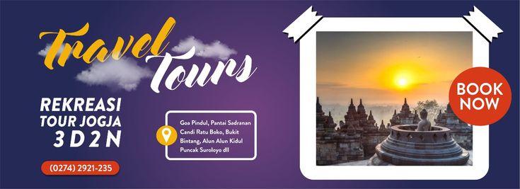Paket Wisata Tour Jogja Murah 3 Hari 2 Malam