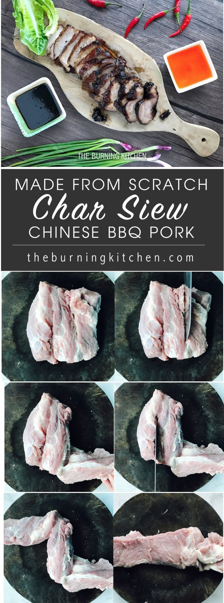 Sticky Chinese BBQPork (Char Siew): This is Mum'sChar Siew recipewith no MSG and nofoodcolouring. Look how juicy and succulent the Char Siew is! My absolute favourite are thelittle sticky glazed bits withaslightly charred, smoky flavour. Simply heavenly... | https://lomejordelaweb.es/
