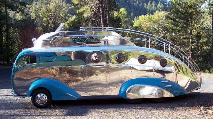 1972 GMC Motorhome becomes Flash Gordon Motorhome - DoityourselfRV.com - RV Blog,