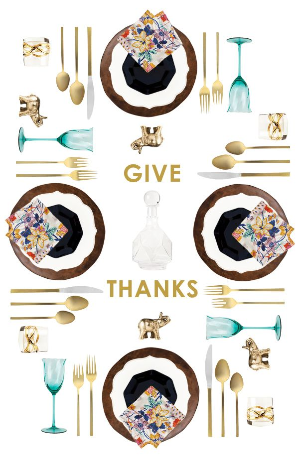 Trend: Holiday Decor and Gilded Table Settings With Thanksgiving around the corner, and Christmas not far behind, I am daydreaming about pretty table settings. Here is a collection of a few of my favorite things out there right now – this would be lovely paired with some vintage candlesticks from my grandmother, and a vintage [...]