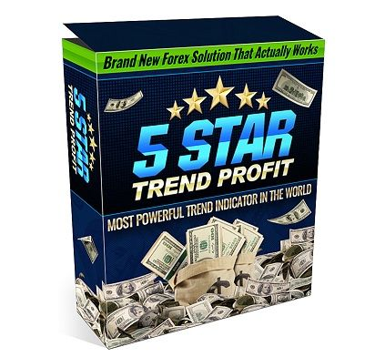 5 Star Trend Profit is a new forex trading indicator by Karl Dittmann, designed for active traders looking for speed, precision, and top performance. It uses proven forex trading strategies and consistently predicts every market movement.