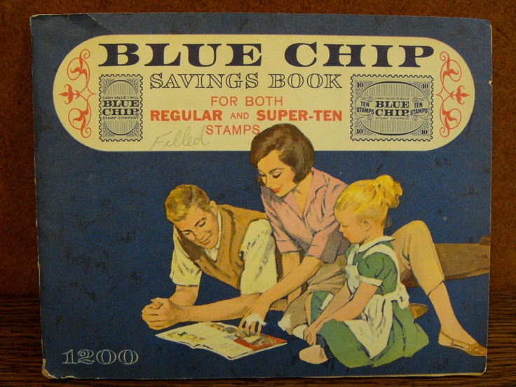 Blue Chip stamps: 1964 Blue, Childhood Memories, Stamps Book, Chips Trade, Memories Lane, Chips Stamps Mi, Blue Chips Stamps, Chips Book, Book Jackets