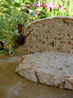 MojeTworyPrzetwory: Chleb polski