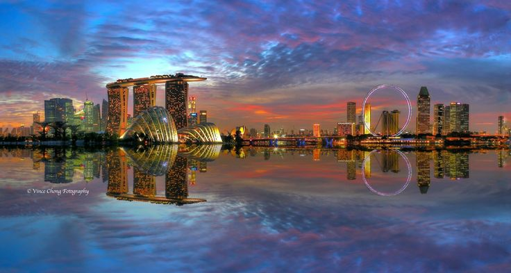CityLine by Vince Chong, via 500px