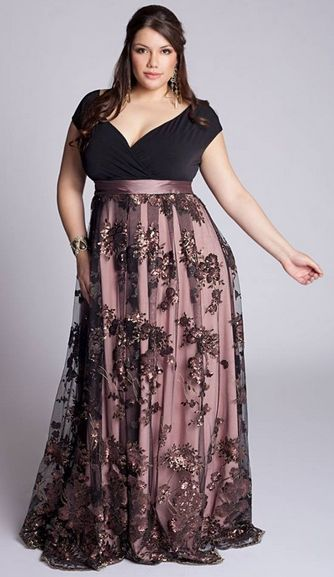 Best 25+ Plus size dresses ideas on Pinterest | Curvy dress, Nude ...