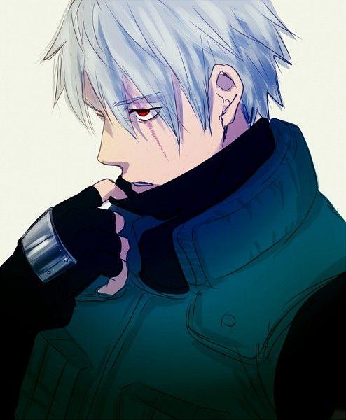 Tags: Anime, Pixiv Id 9755637, NARUTO, Hatake Kakashi unmasked