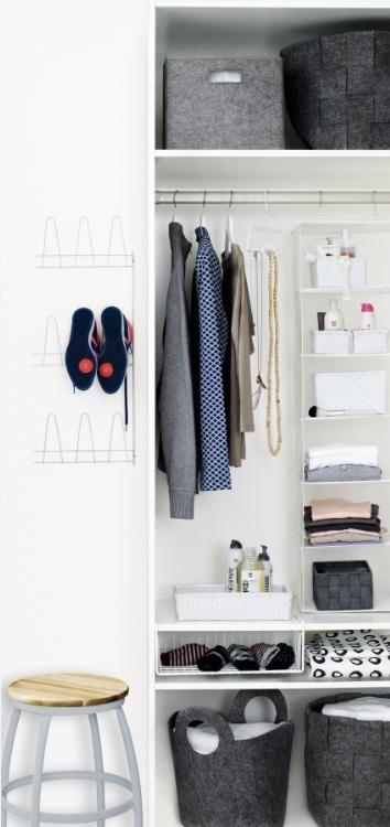 HEMA organize - kledingkast