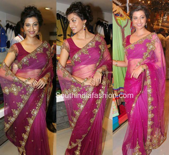 Hamsa Nandini @ Kalamandir Store Launch - South India Fashion
