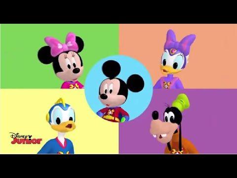34 melhores imagens sobre casa do mickey no pinterest layout do blog sacos de presente e nimo - Youtube casa mickey mouse ...
