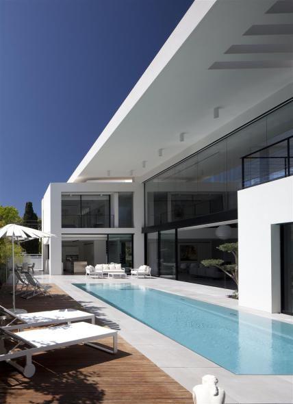 Die besten 25+ Bauhaus pool Ideen auf Pinterest Pool-Haus