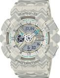 Casio Ladies Baby-G Tribal Design Watch BA-110TP-8A (BA110TP8A) - Watch Centre