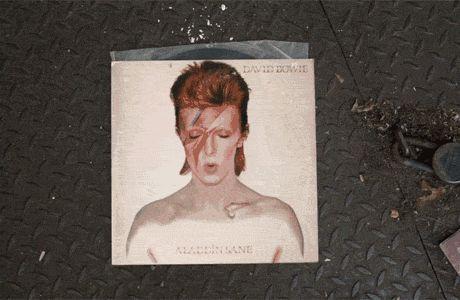 David Bowie GIFart   iGNANT.de