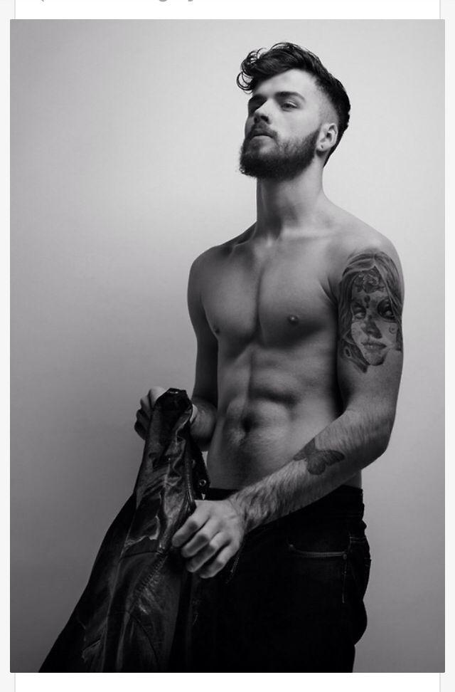 Love his body.
