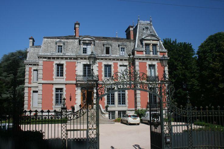 HOTEL CHATEAU SALLANDROUZE, AUBUSSON, France
