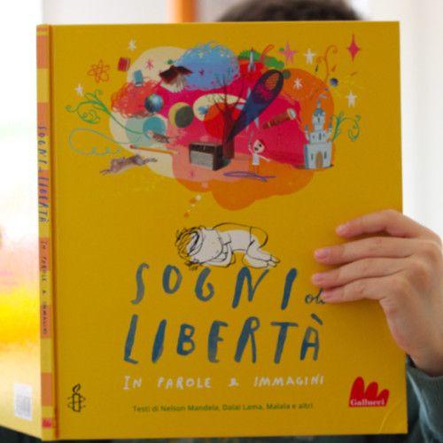 Libri illustrati per bambini: Sogni di Libertà