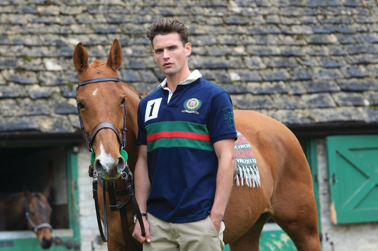Part of Barbour's Polo club collection