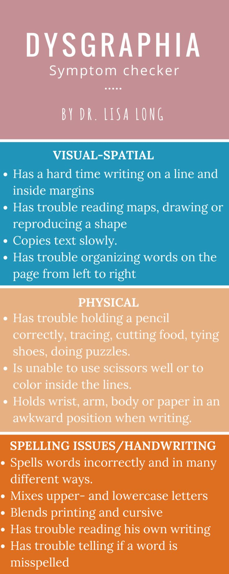 1000 Ideas About Dysgraphia On Pinterest Dyslexia