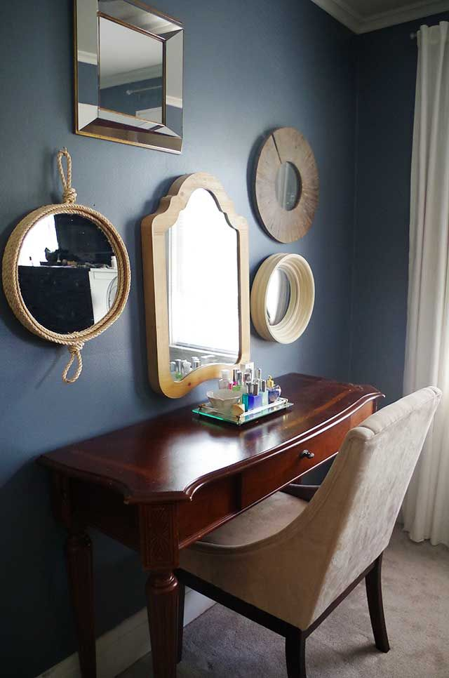 Gibraltar By Sherwin Williams Paint Colors Modern Mirror Design Bedroom Color Schemes Bedroom Decor