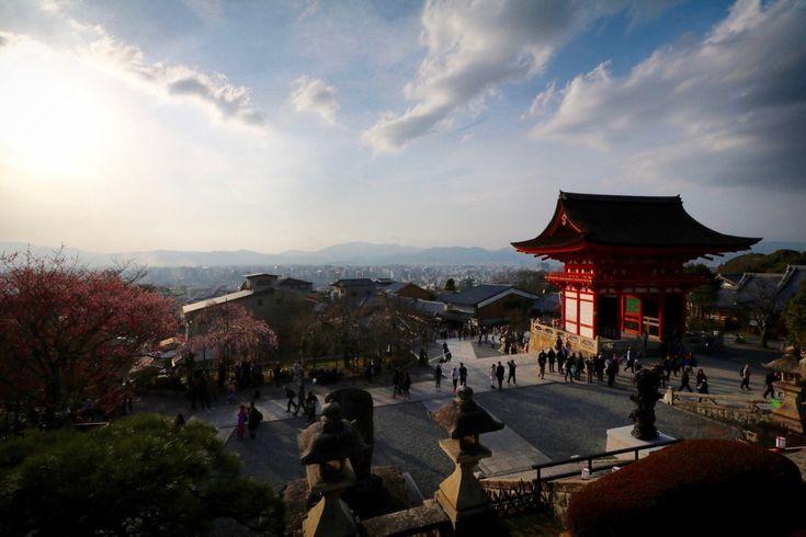 Kyoto: Kiyomizu-dera Tempel