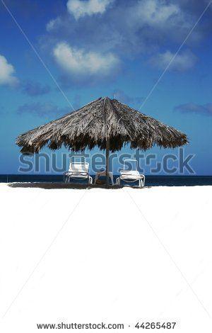 Tropical Beach, Put Your Text Under The Sun Foto Stock: 44265487 : Shutterstock