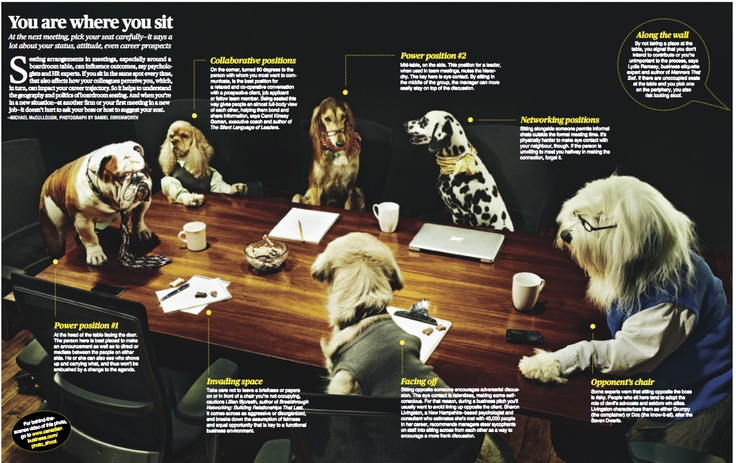 """Honourable Mention in Creative #Photography. """"You Are Where You Sit"""" by Daniel Ehrenworth published in #Canadian Business, 2011."""