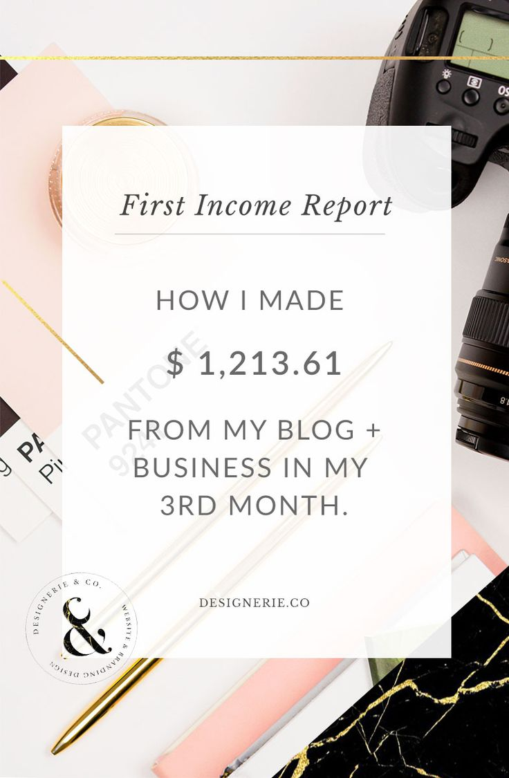 This is my first income report. I made $1,213.61 from my blog + business in the 3rd month. In this post, I have listed the breakdown of my earnings and expenses. I've mentioned the 3 things that I did that helped me earn this. I've listed my 2018 goals as well. I got inspired by other bloggers that have their income reports, so it's payback and pass the inspiration.