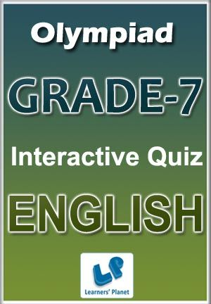 29 best interactive ebooks for grade 7 images on pinterest interactive quizzes worksheets on english grammar for olympiad students total questions pattern of questions multiple choice questions price fandeluxe Image collections