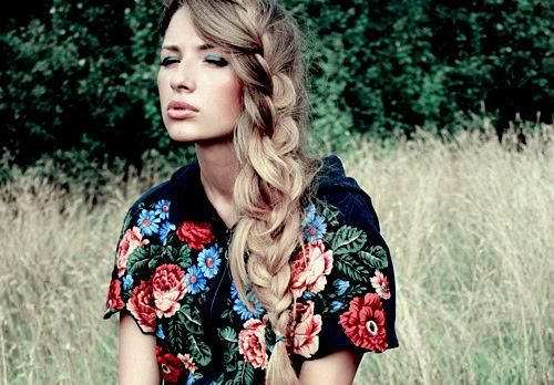 Hair Trend: Tranças #trends #hair #beauty