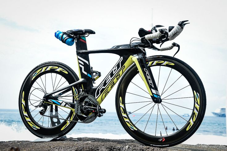 Carfrae's 2014 Felt IA. The winning machine she used 11 OCT 14 to win her third Ironman World Championship.