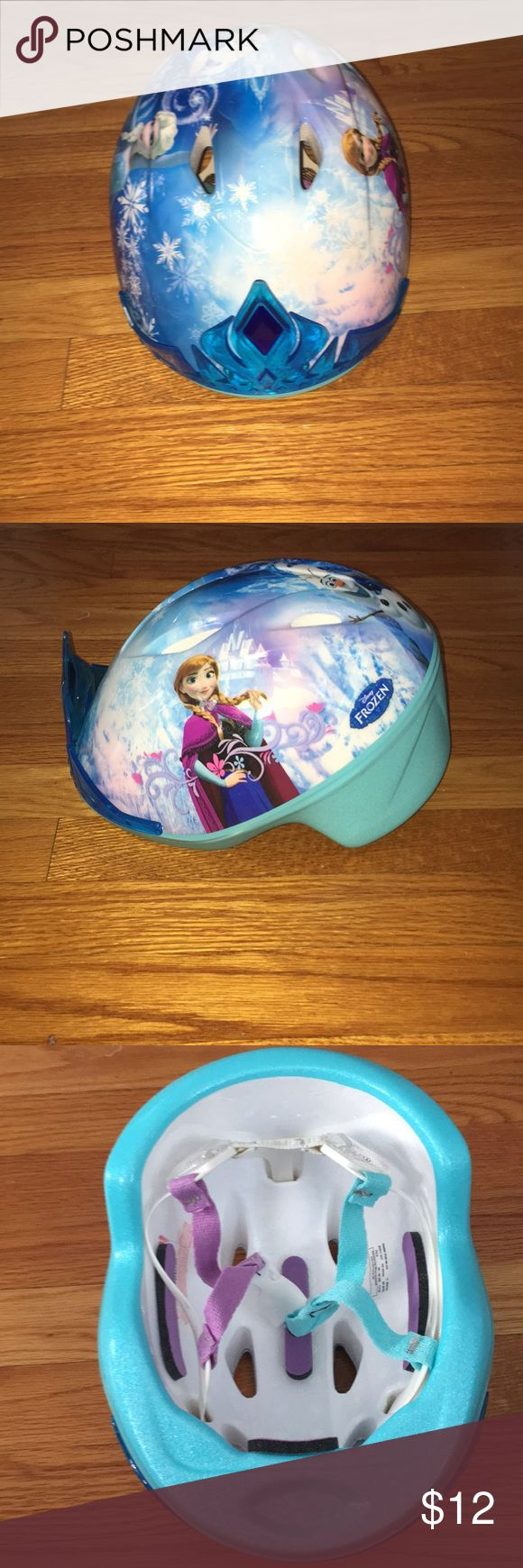 Disney Frozen Helmet Brand new without tags Frozen themed helmet. Fits a small child Other