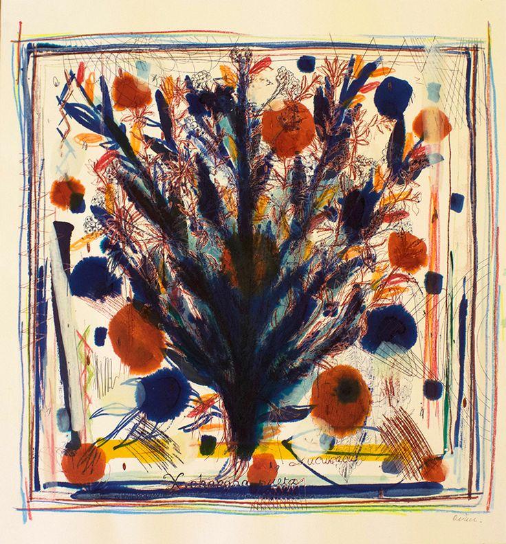 Artista originario de Oaxaca, México, es licenciado en Artes Visuales por la Facultad de Artes y Diseño de la UNAM. A lo largo de su carrera ha tenido diferentes becas y residencias artísticas.